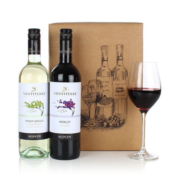 WINE GIFTS - Hampers