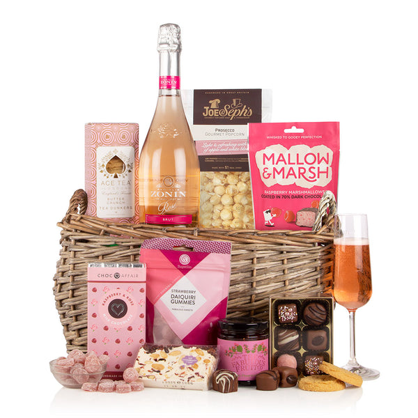 Prosecco and Delightful Treats for Her