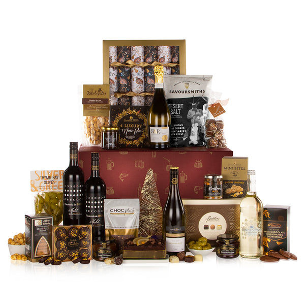 Grand Feast Gift Basket