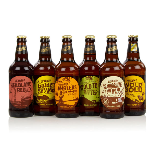English Craft Beer Six Pack