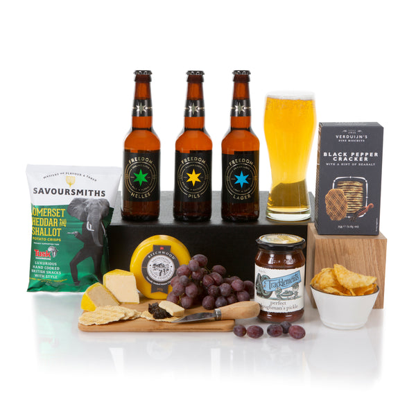 English Craft Beer and Cheese