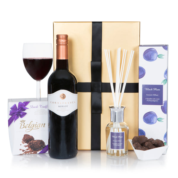 Indulgent Red Wine Gift