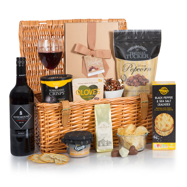 The Gourmet Collection Gift Basket