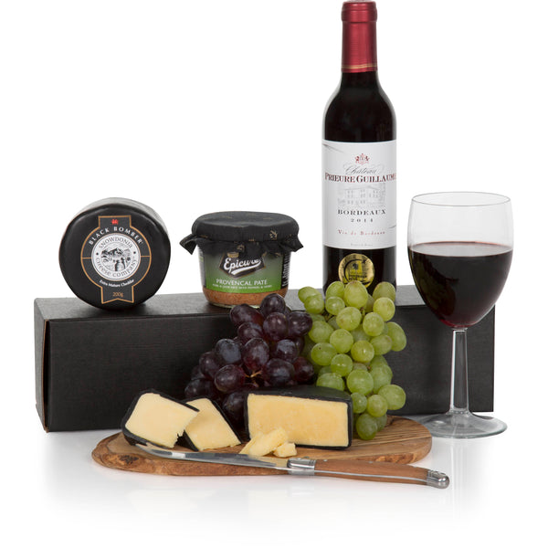 Cheese, Wine and Pate Gift