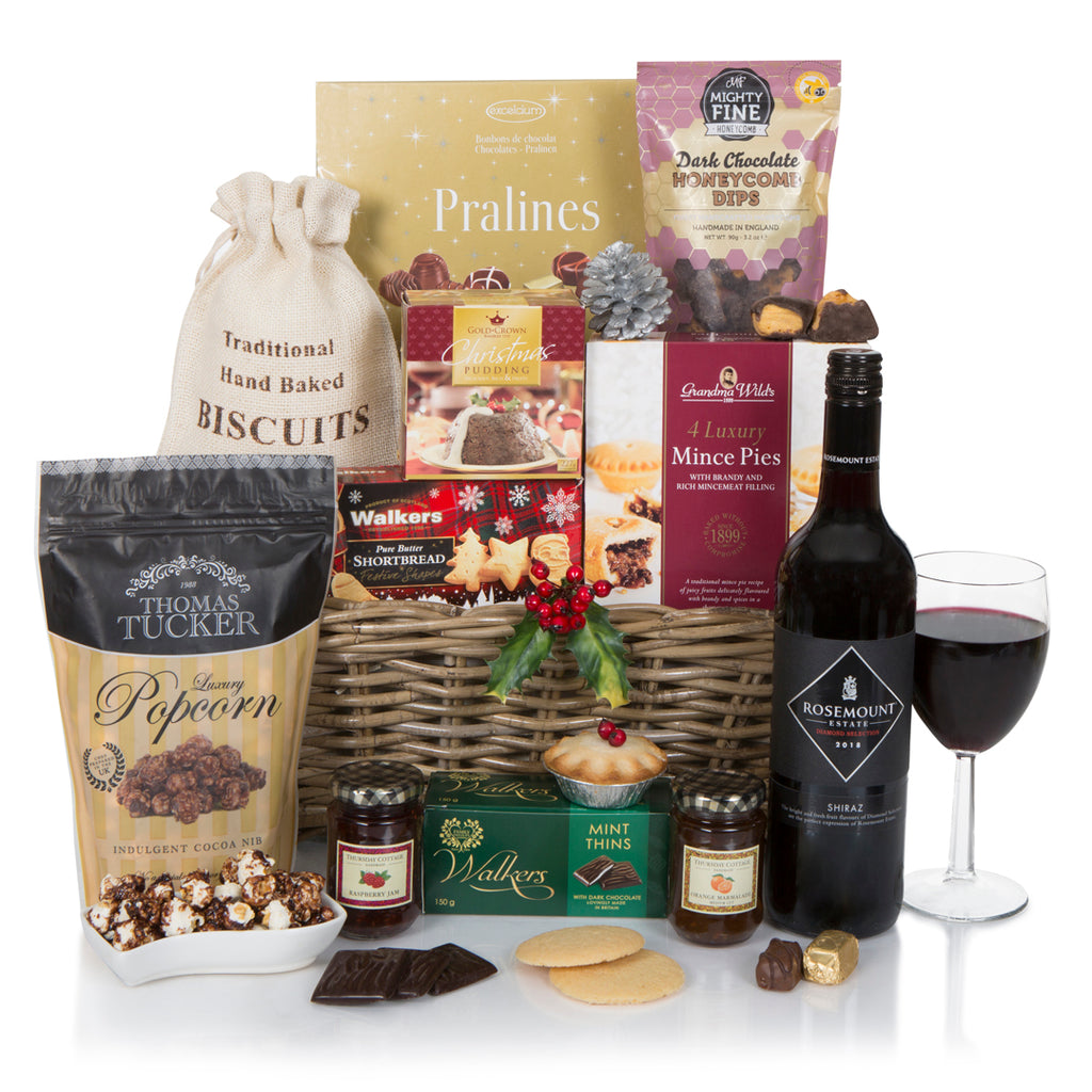 Gourmet Gift Basket to Share
