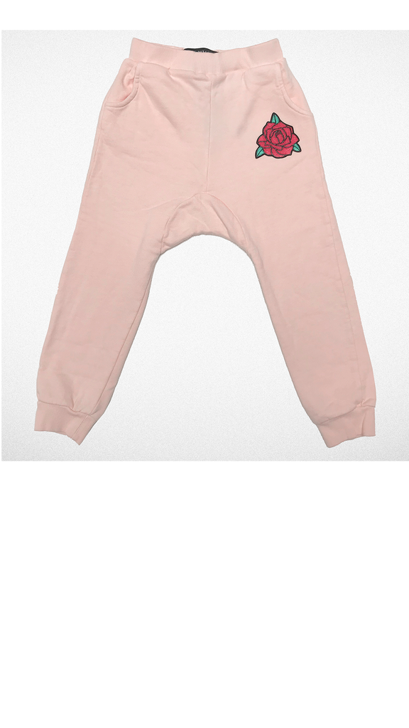 Jogger Pant - Faded Pink