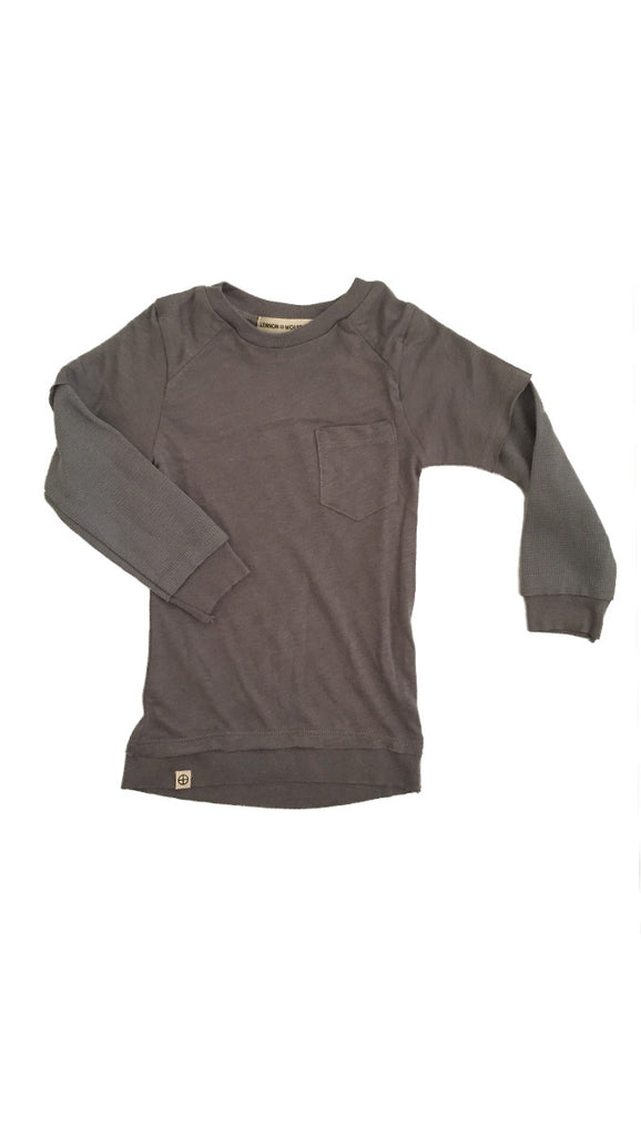 Lennon + Wolfe, 2 Layer Tee - More Colors