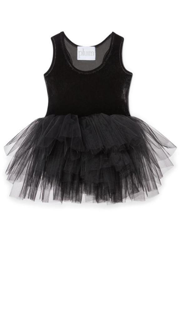 North Tutu - Black