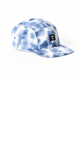 Electric Cap - Blue