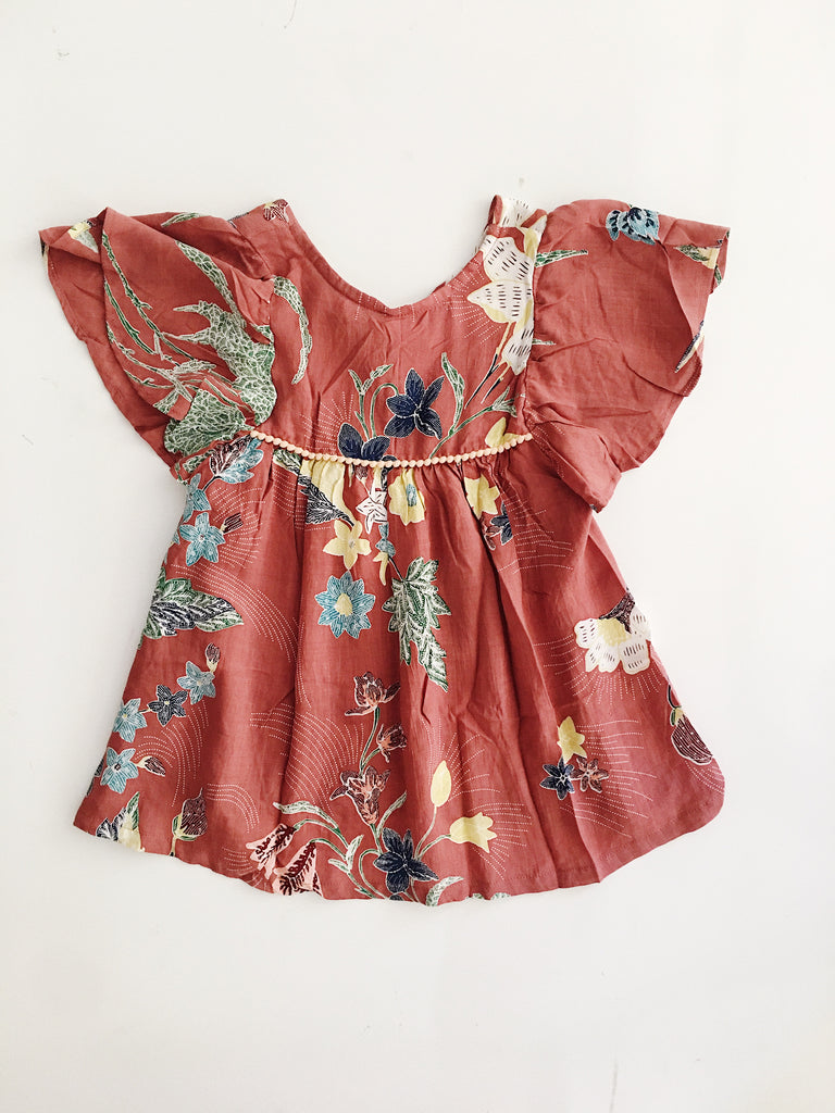Robin Dress - Floral