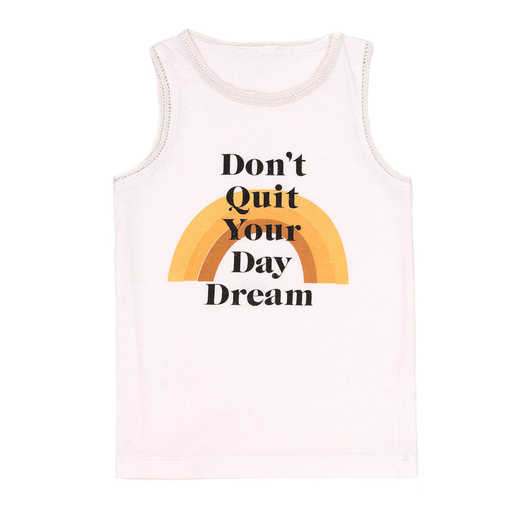 Children of the Tribe, Daydream Singlet - Cream