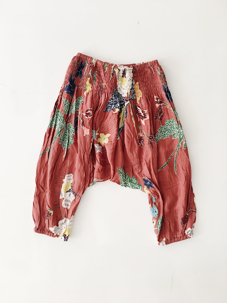 Camden Pant - Floral