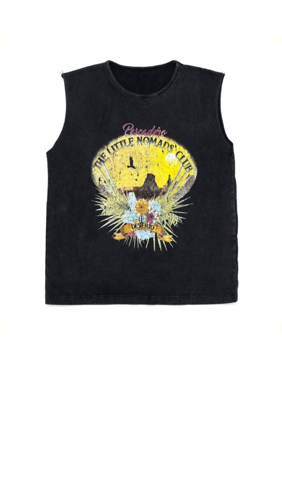 Children of the Tribe, Muscle Tee - Nomad