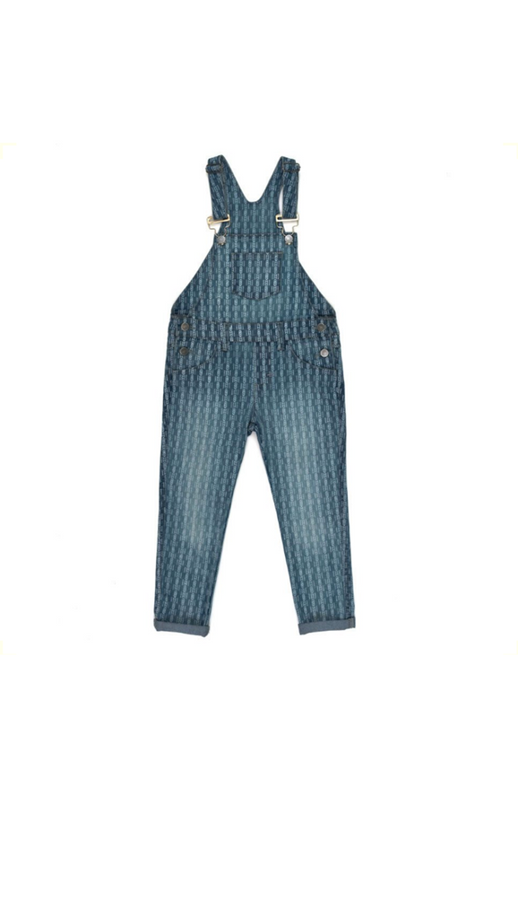 Children Of The Tribe, Slow Livin' Overalls - Denim