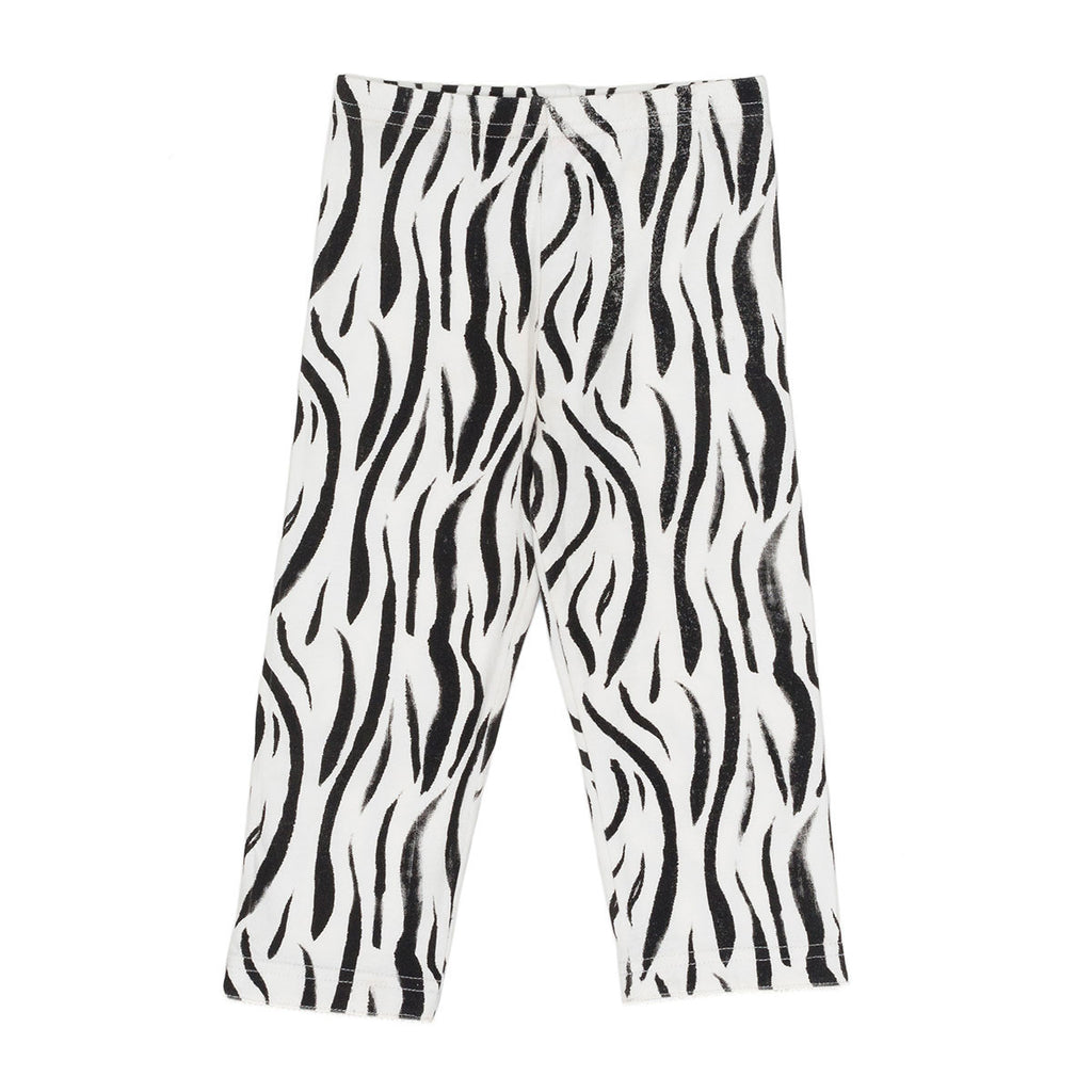 Children of the Tribe, Zebra Leggings - Zebra