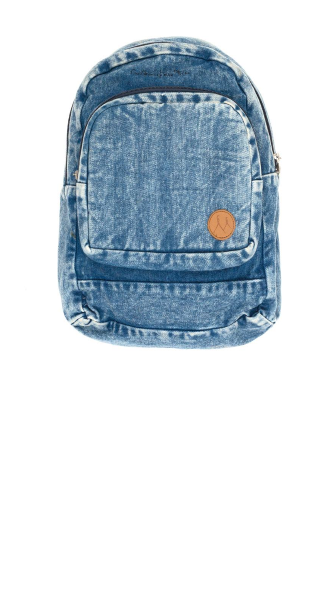- Chambray Back Pack