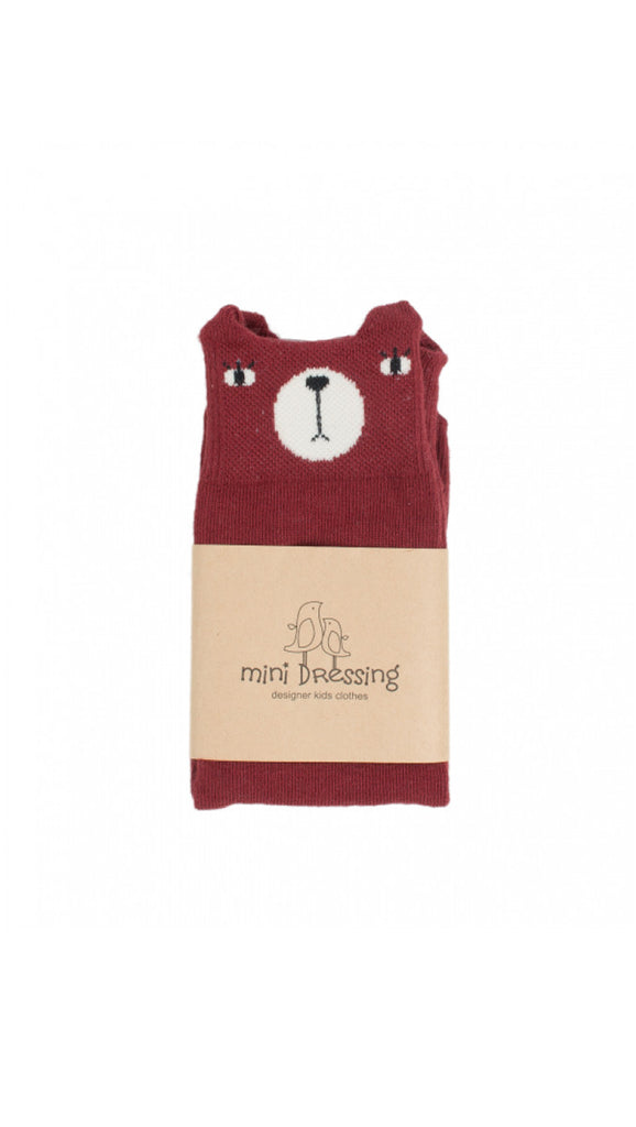 Mini Dressing, Bear Socks