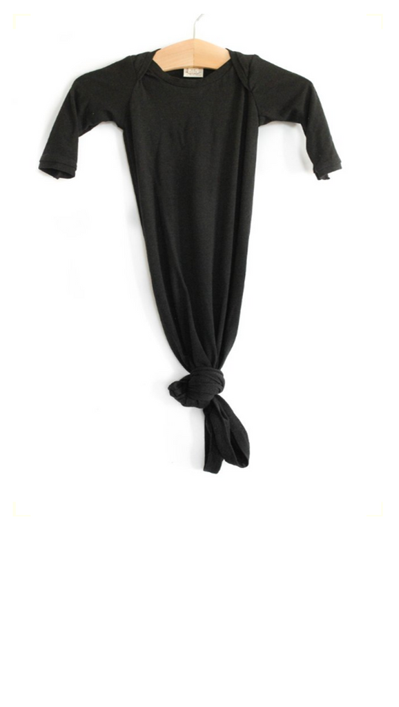 Babysprouts co, Gown - Black