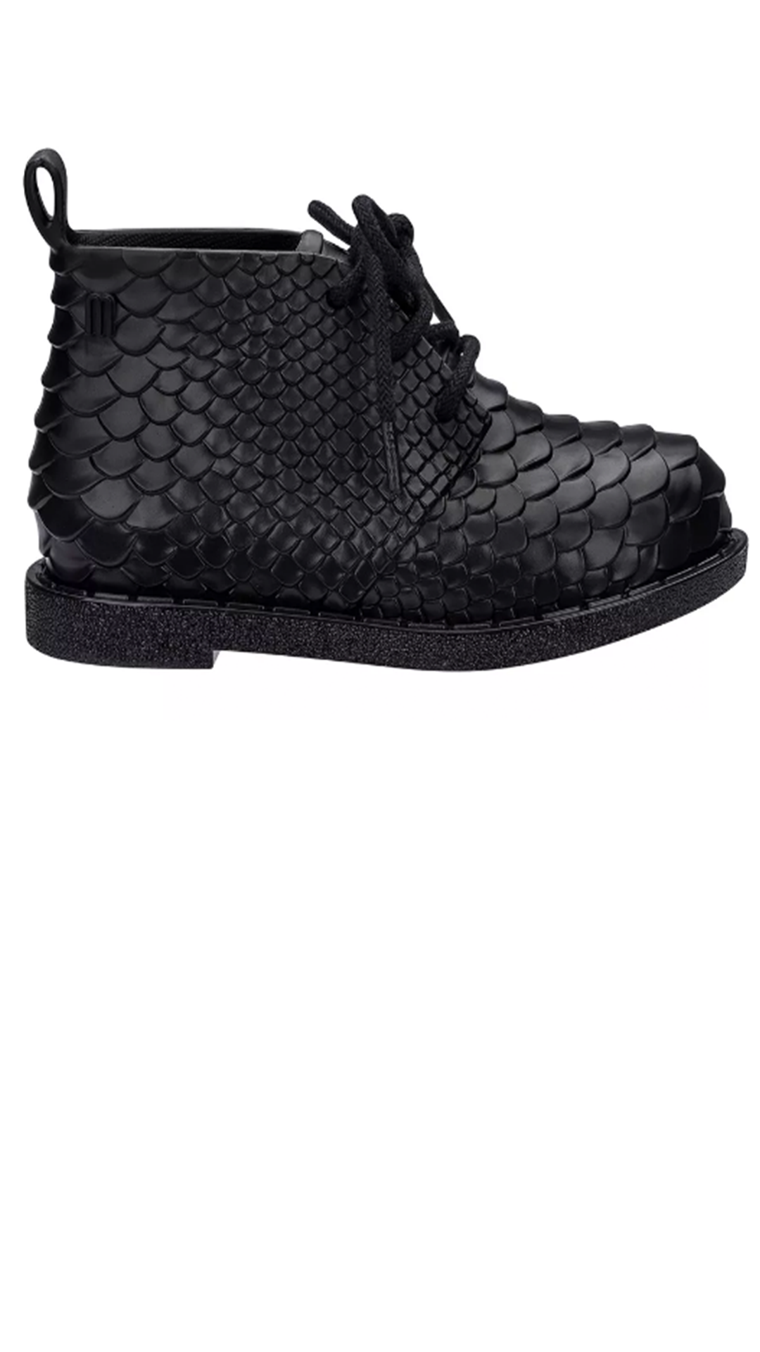 Mini Python Boot - Black