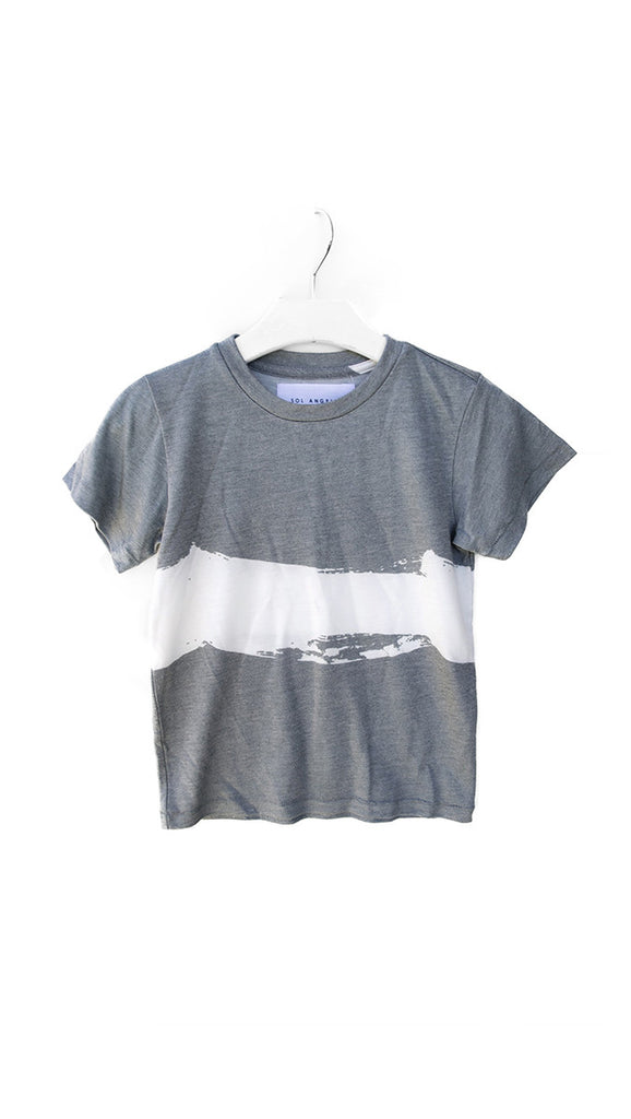 Sol Angeles - Border Wave Tee - Wave