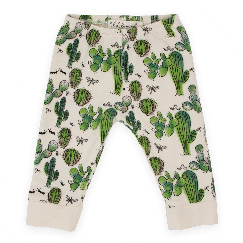 Everyday Knit Legging - Cactus