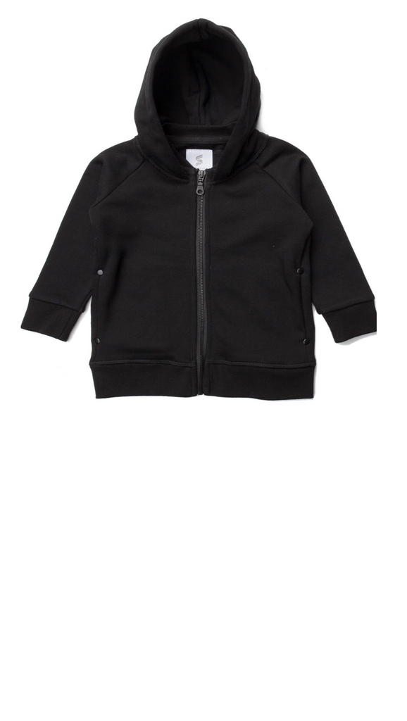 Chase Fleece - Black