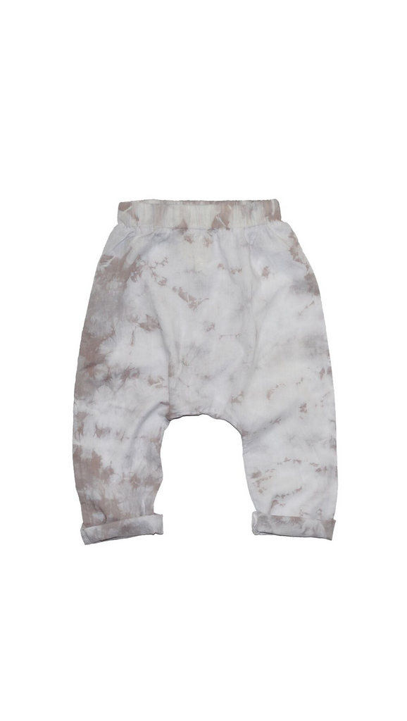 Little Urban Apparel,  Loose Harems  - Gray Cloud