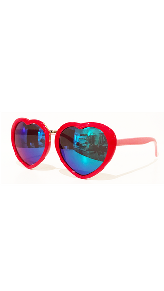 The Crosby Heart Sunnies - Multiple Colors