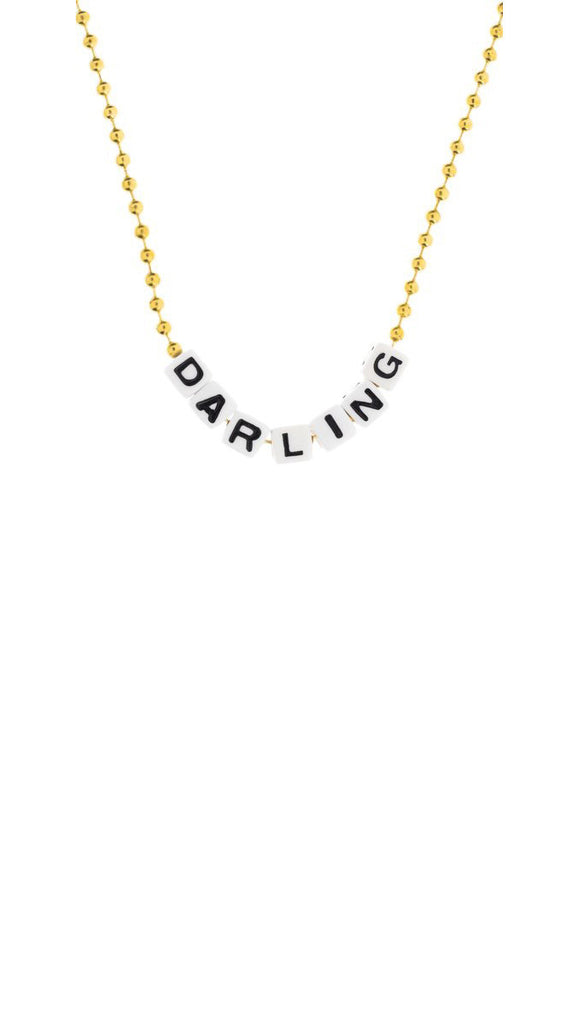Gunner & Lux, Darling Necklace