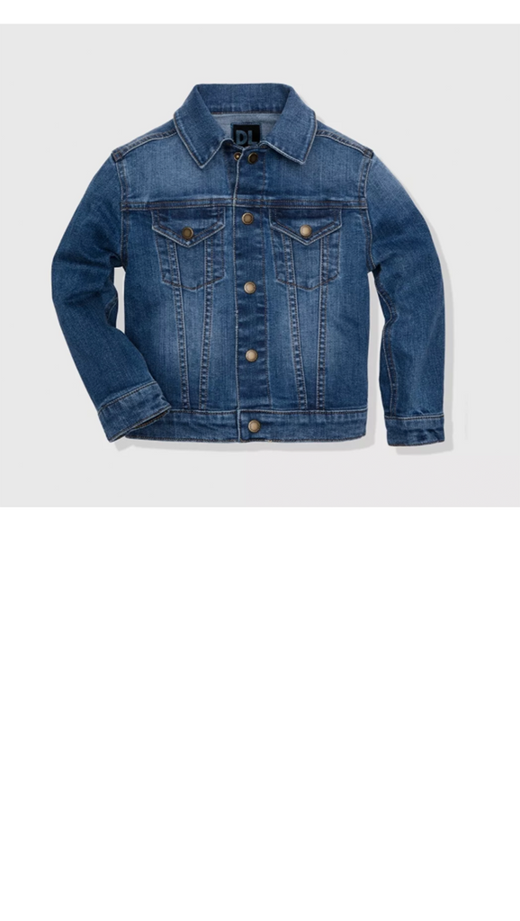 Manning Jacket - Denim