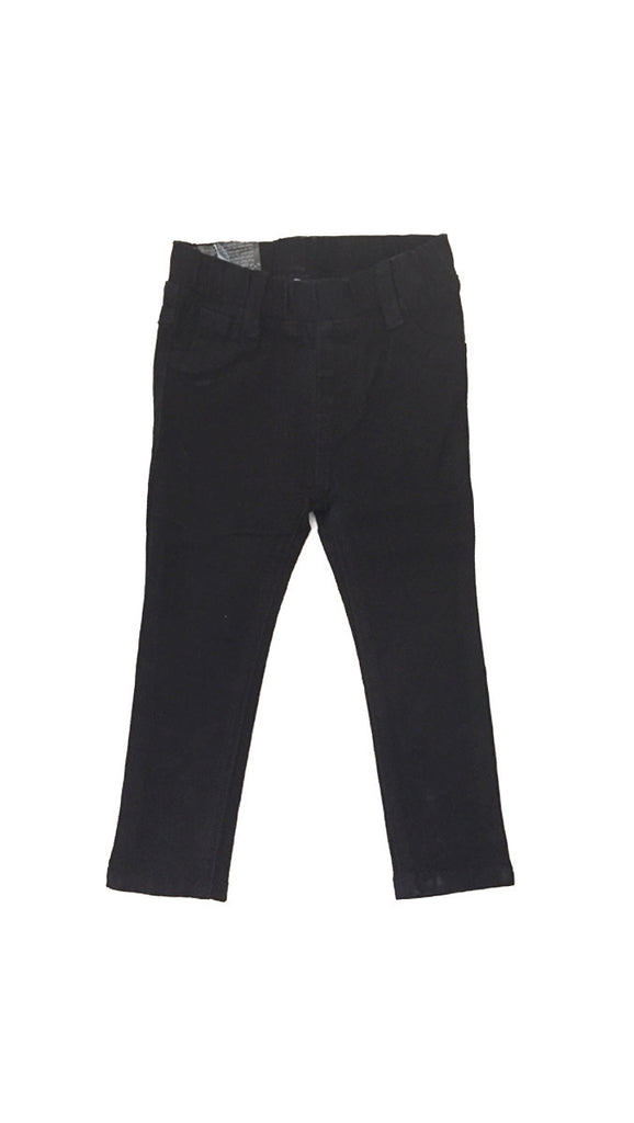 Beau Hudson, Black Denim Jegs - Black