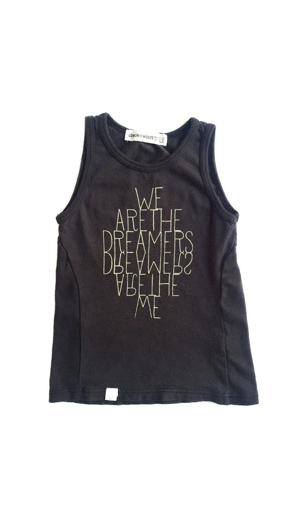 Lennon + Wolfe, Dreamers Tank - More Colors