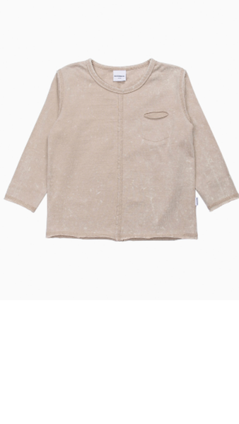 Orion Long Sleeve Knit - Sand