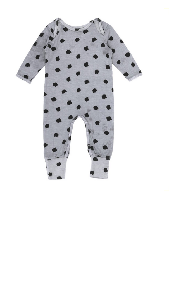Children of the Tribe, Full Onesie - Frida Polka Dot