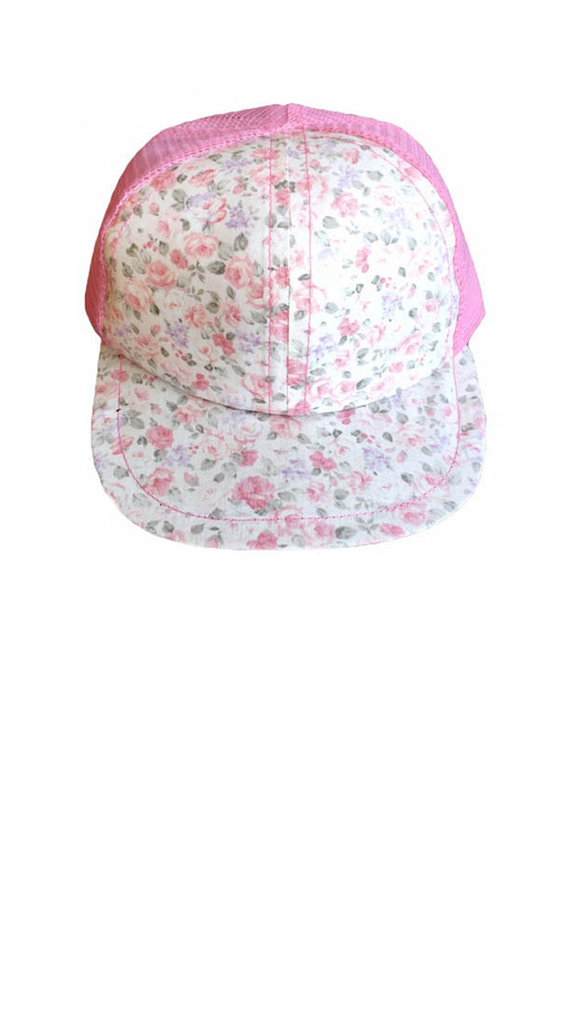 George Hats, Trucker - Floral