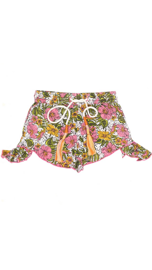 Children of the Tribe, Forever Flowers Shorties - Floral