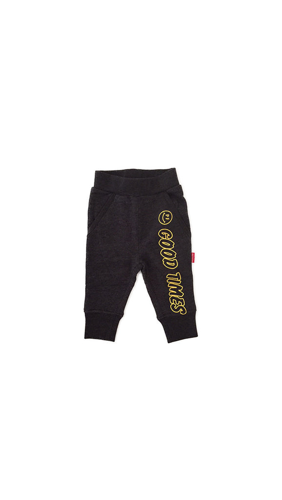 Prefresh Fleece Jogger - Black