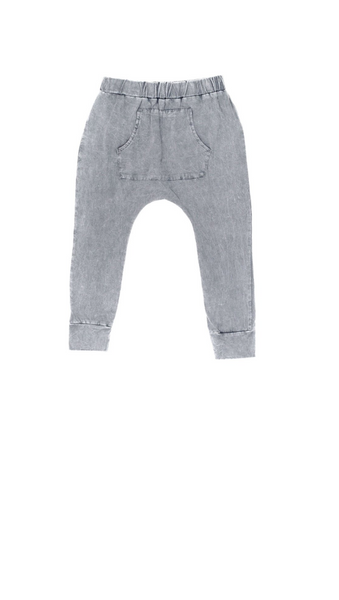 Children of the Tribe, Gypsy Slouch Pant - Grey