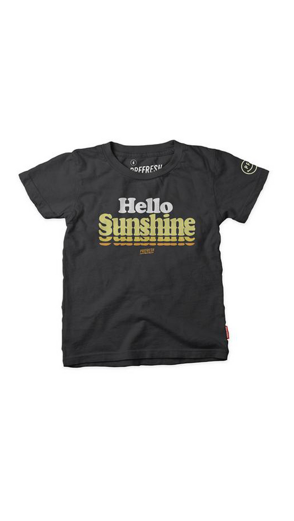 Prefresh, Hello Sunshine - Vintage Black