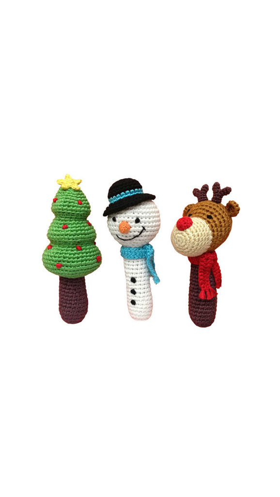 Cheengoo Holiday Rattle