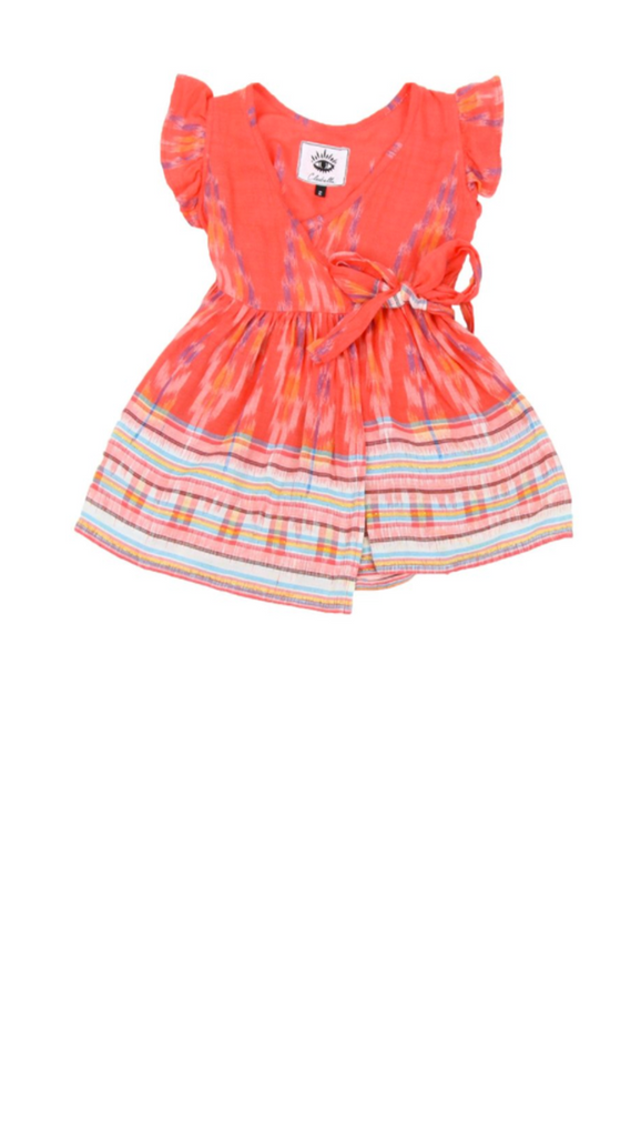 Cleobella, June Dress - Poppy Ikat