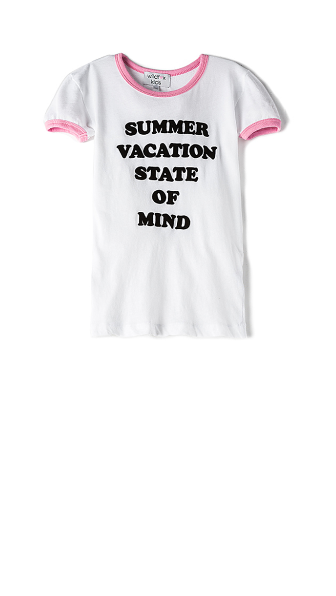 Wildfox, Schools Out Tee - White