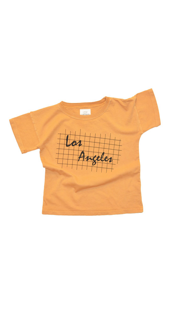 Little Urban Apparel, Boxy Tee - Los Angeles