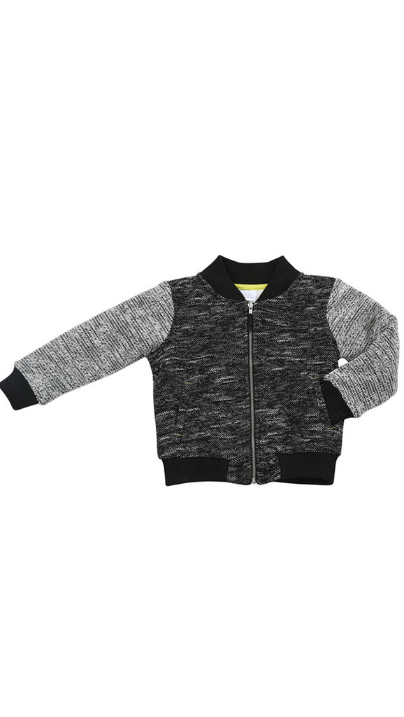 Egg, Max Jacket - Black