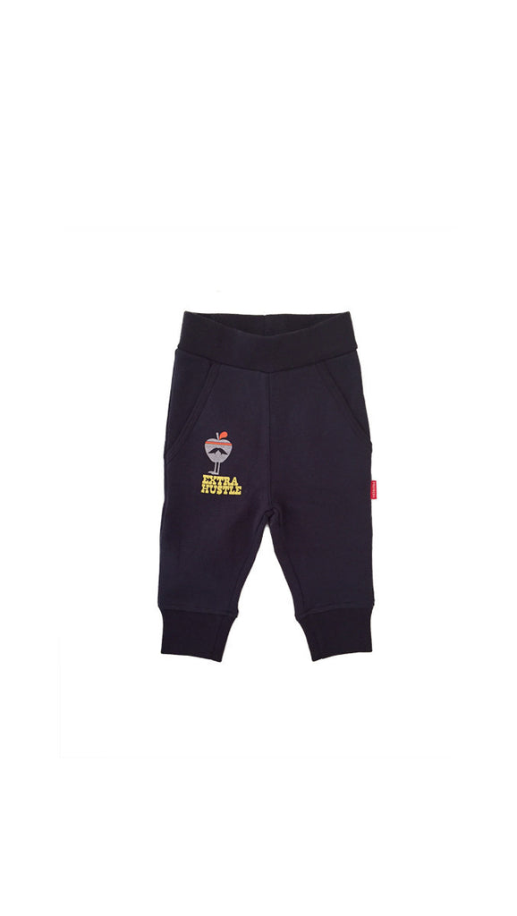 Prefresh Fleece Joggers - navy
