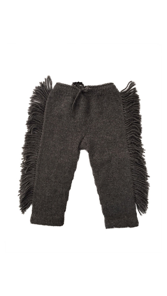 Kalinka Kids, Ruslan Pants - Thunder Grey