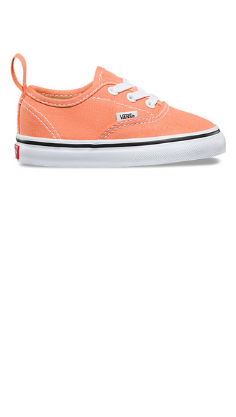 Authentic Elastic Peach Pink/True White