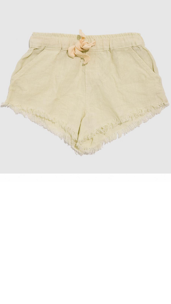 Pixie Shorts - Natural