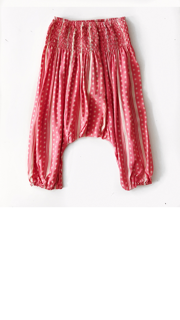 Camden Pant - Rose Ditzy