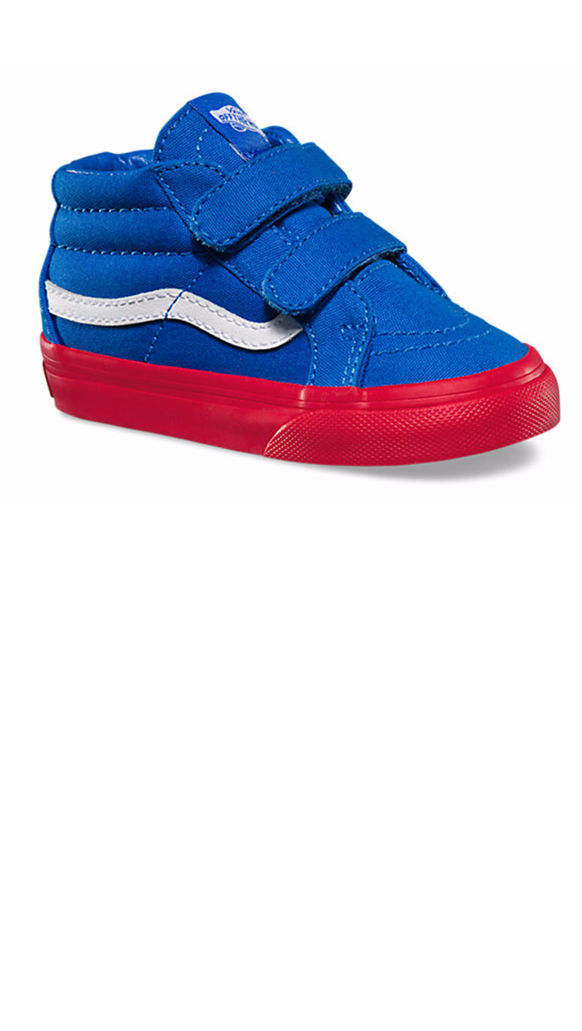 SK8 Mid Reissue V- Cosplay Blue/Red
